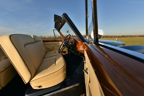 1964 Rolls Royce Silver Cloud III Convertible For Sale (picture 4 of 6)