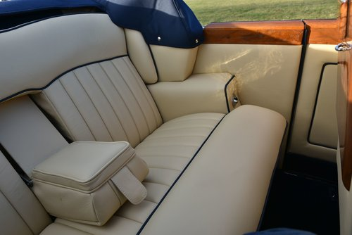 1964 Rolls Royce Silver Cloud III Convertible For Sale (picture 5 of 6)