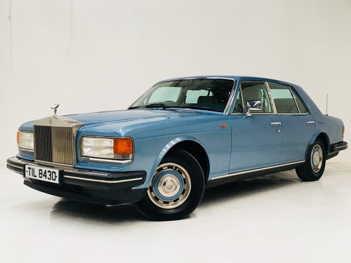 1987 SILVER SPRIT - COLLEGE BLUE, SAME OWNER LAST 19 YEARS  SOLD (picture 1 of 6)