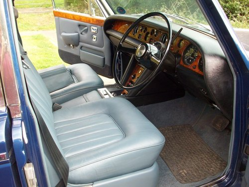 1970 ROLLS-ROYCE SILVER SHADOW For Sale (picture 2 of 6)
