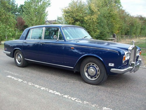 1970 ROLLS-ROYCE SILVER SHADOW For Sale (picture 4 of 6)