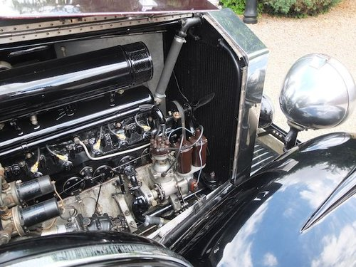 1936 Rolls-Royce 25/30 Sports Saloon For Sale (picture 6 of 6)