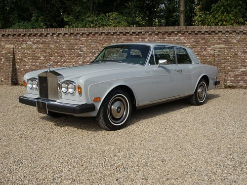 1980 Rolls Royce Corniche Fixed Head Coupe Series 2 only 1.090 ma For Sale (picture 1 of 6)