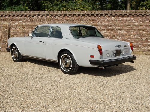 1980 Rolls Royce Corniche Fixed Head Coupe Series 2 only 1.090 ma For Sale (picture 2 of 6)
