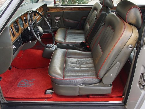 1980 Rolls Royce Corniche Fixed Head Coupe Series 2 only 1.090 ma For Sale (picture 3 of 6)