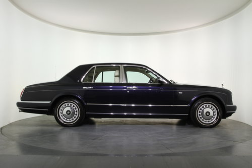 1999/V Rolls Royce Silver Seraph Auto, Only 24295 Miles, For Sale (picture 3 of 6)