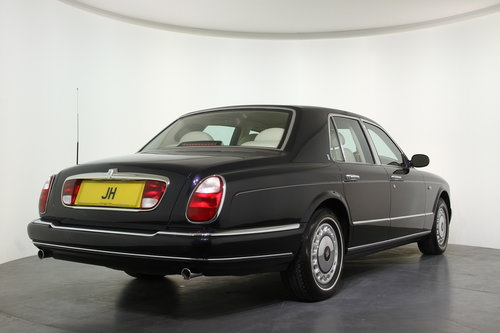 1999/V Rolls Royce Silver Seraph Auto, Only 24295 Miles, For Sale (picture 4 of 6)