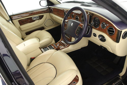 1999/V Rolls Royce Silver Seraph Auto, Only 24295 Miles, For Sale (picture 5 of 6)