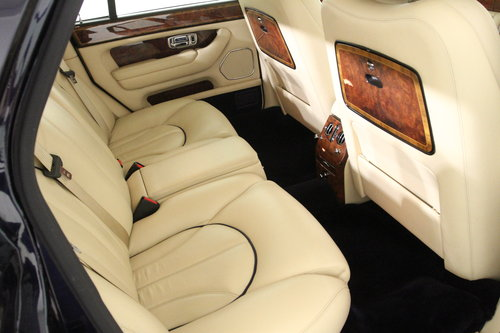 1999/V Rolls Royce Silver Seraph Auto, Only 24295 Miles, For Sale (picture 6 of 6)