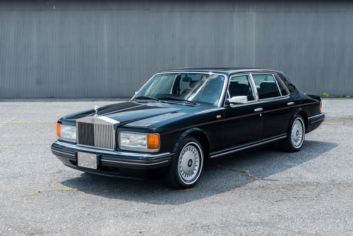 1996 Rolls Royce Silver Dawn  For Sale (picture 1 of 6)