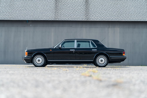 1996 Rolls Royce Silver Dawn  For Sale (picture 2 of 6)