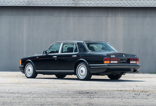 1996 Rolls Royce Silver Dawn  For Sale (picture 3 of 6)