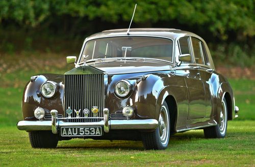 1960 Rolls Royce Silver Cloud 2 For Sale (picture 1 of 6)