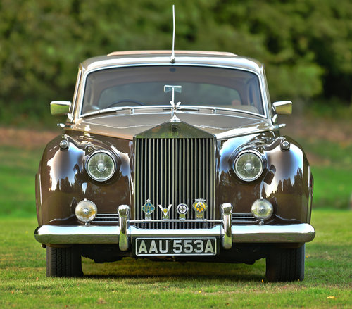 1960 Rolls Royce Silver Cloud 2 For Sale (picture 2 of 6)