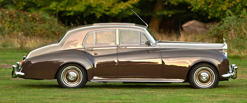 1960 Rolls Royce Silver Cloud 2 For Sale (picture 3 of 6)