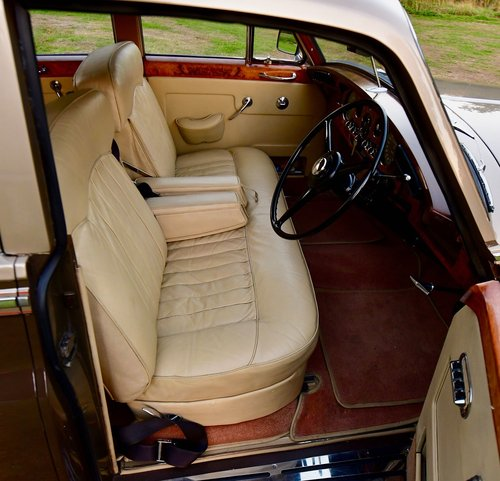 1960 Rolls Royce Silver Cloud 2 For Sale (picture 5 of 6)