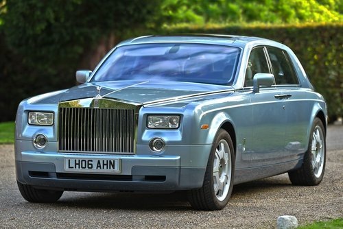 2006 Rolls Royce Phantom 7 For Sale (picture 1 of 6)