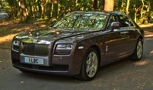 2011 Rolls Royce Ghost Left Hand Drive. LHD For Sale (picture 1 of 6)