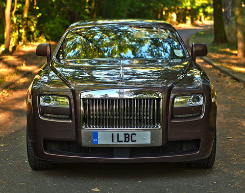 2011 Rolls Royce Ghost Left Hand Drive. LHD For Sale (picture 2 of 6)