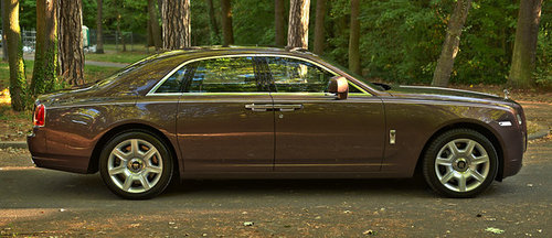 2011 Rolls Royce Ghost Left Hand Drive. LHD For Sale (picture 3 of 6)