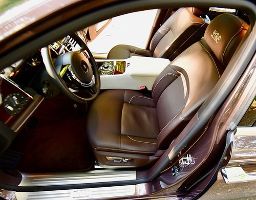 2011 Rolls Royce Ghost Left Hand Drive. LHD For Sale (picture 5 of 6)