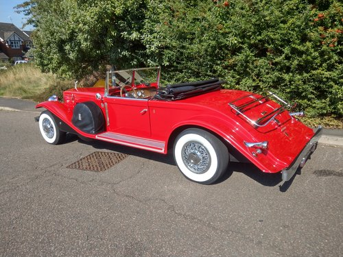 1931 RR Steel Bodied Springfield Playboy Coupe Tribute Car For Sale (picture 4 of 6)