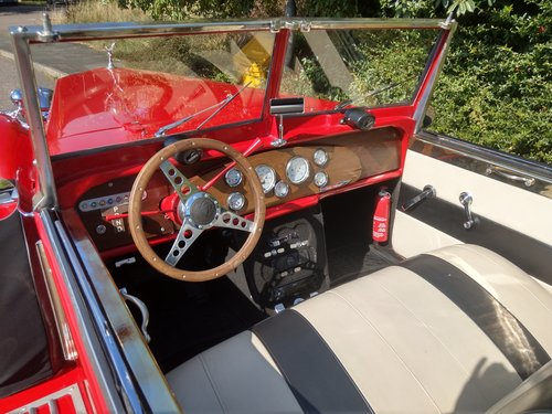 1931 RR Steel Bodied Springfield Playboy Coupe Tribute Car For Sale (picture 6 of 6)