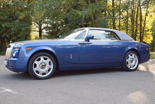 2008/58 Rolls Royce Phantom Drophead Coupé For Sale (picture 5 of 6)