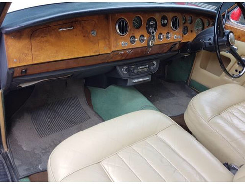 1968 Fabulous original car. Webasto sunroof.A1 cond. For Sale (picture 4 of 6)