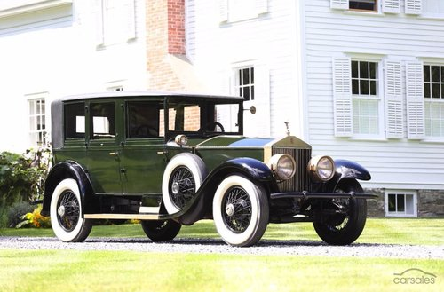 1927 Rolls Royce Springfield Phantom 1 For Sale (picture 1 of 6)