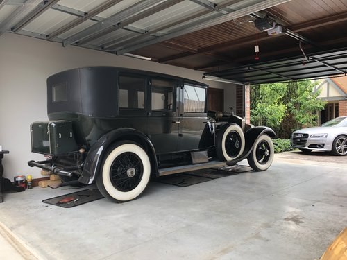 1927 Rolls Royce Springfield Phantom 1 For Sale (picture 2 of 6)