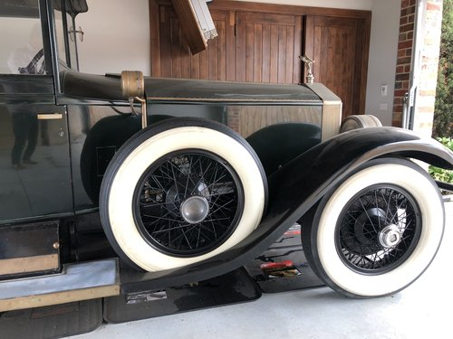 1927 Rolls Royce Springfield Phantom 1 For Sale (picture 4 of 6)