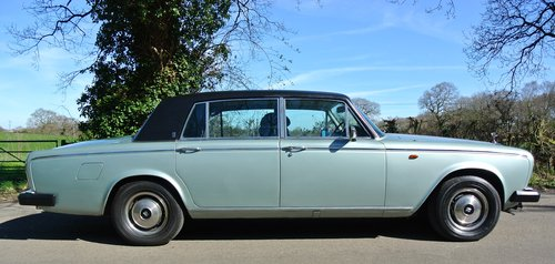 1980 ROLLS ROYCE SILVER WRAITH II  only 18k miles from new! For Sale (picture 3 of 6)