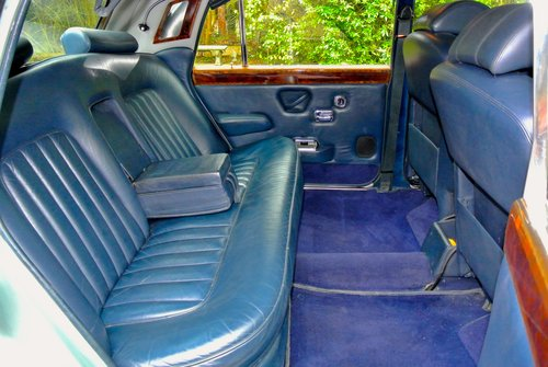 1980 ROLLS ROYCE SILVER WRAITH II  only 18k miles from new! For Sale (picture 4 of 6)