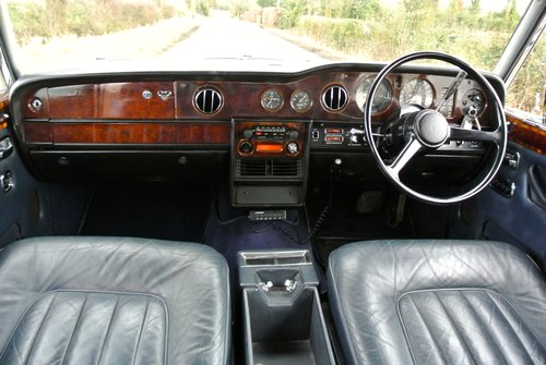 1980 ROLLS ROYCE SILVER WRAITH II  only 18k miles from new! For Sale (picture 5 of 6)