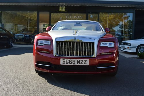 Rolls-Royce Dawn Convertible Auto 2018 (68)  -  RHD For Sale (picture 1 of 6)