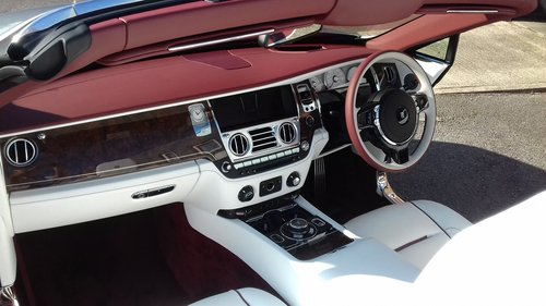 Rolls-Royce Dawn Convertible Auto 2018 (68)  -  RHD For Sale (picture 3 of 6)