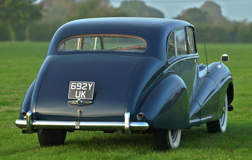1952 Rolls-Royce Silver Wraith LWB by Park Ward For Sale (picture 2 of 6)