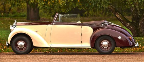 1951 Rolls Royce Silver Wraith 3 position DHC For Sale (picture 3 of 6)
