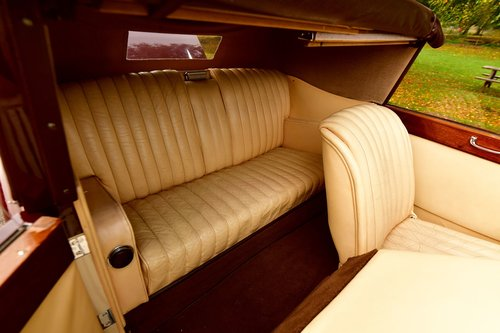 1951 Rolls Royce Silver Wraith 3 position DHC For Sale (picture 5 of 6)