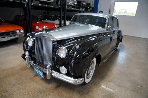 1960 Rolls Royce Silver Cloud II LHD V8 Sedan SOLD (picture 1 of 6)
