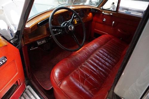 1960 Rolls Royce Silver Cloud II LHD V8 Sedan SOLD (picture 5 of 6)