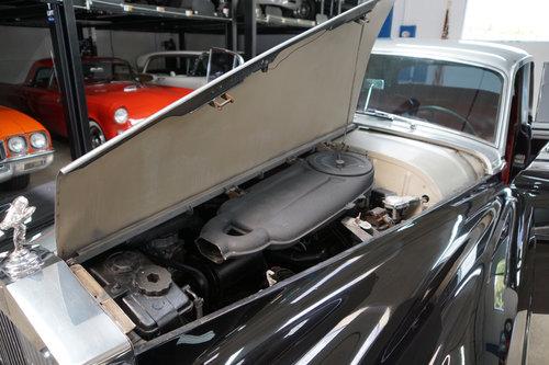 1960 Rolls Royce Silver Cloud II LHD V8 Sedan SOLD (picture 6 of 6)