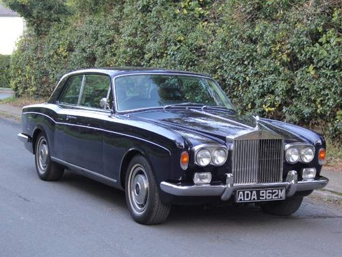 1974 Rolls Royce Corniche 163 64 000 Of Receipts Since 2002