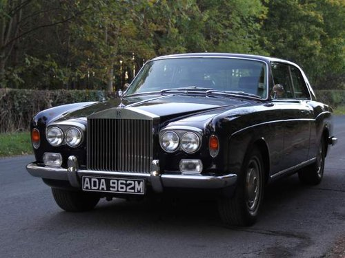 1974 Rolls Royce Corniche -  £64,000 of receipts since 2002 SOLD (picture 2 of 6)