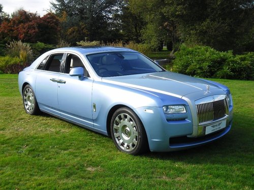 2013 Rolls-Royce Ghost   For Sale (picture 1 of 6)