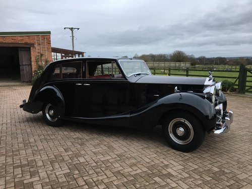 1951 RR Silver Wraith - Hooper ' Teviot' III For Sale (picture 2 of 6)