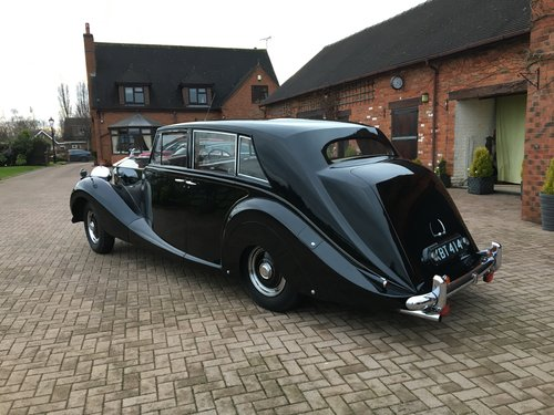 1951 RR Silver Wraith - Hooper ' Teviot' III For Sale (picture 4 of 6)