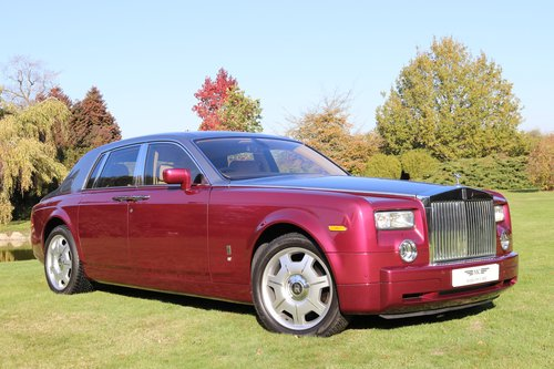 2004 ROLLS-ROYCE PHANTOM For Sale (picture 1 of 6)