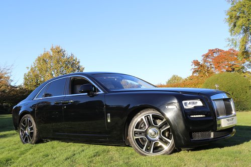 2017 Rolls-Royce Ghost Series 2 For Sale (picture 1 of 6)